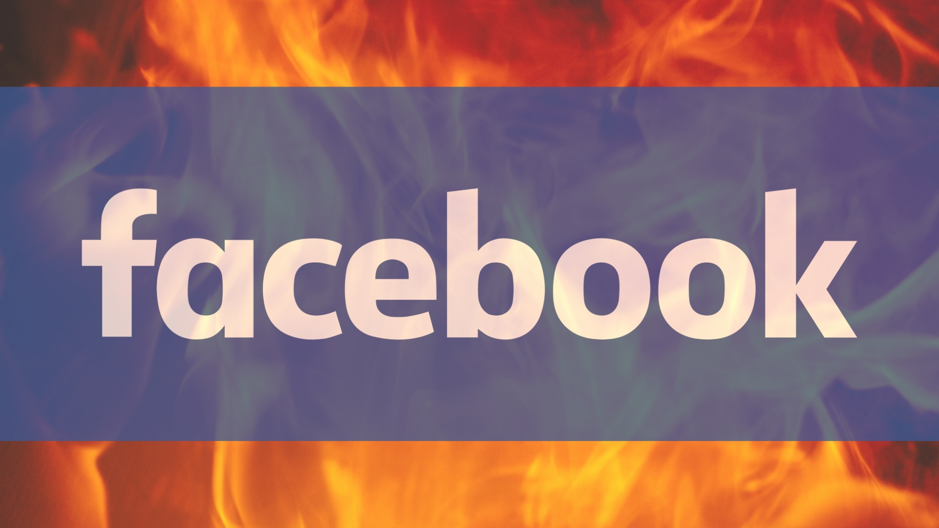 A Fire on Facebook
